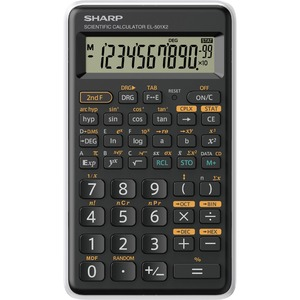 Sharp EL501X Scientific Calculator SHREL501XBGR