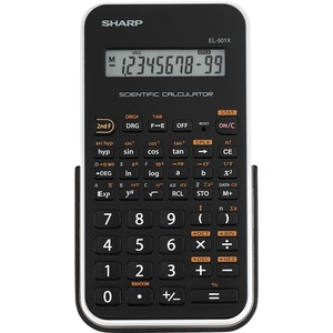 Sharp EL501X Scientific Calculator SHREL501XBWH