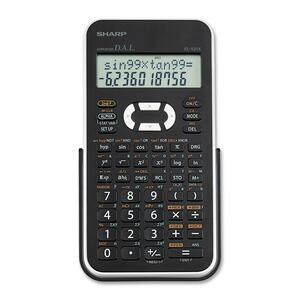 Sharp EL531X Scientific Calculator SHREL531XBWH