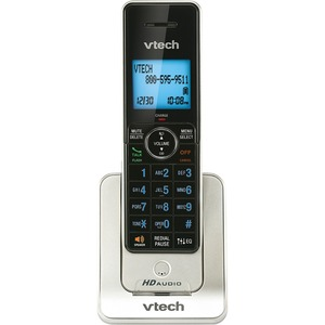 VTech LS6405 Accessory Handset for VTech LS64475-3, Silver VTELS6405