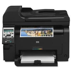 HP LaserJet Pro 100 M175NW Laser Multifunction Printer - Color - Plain Paper Print - Desktop HEWCE866A