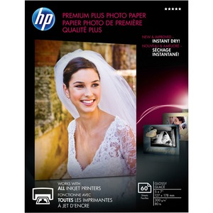 HP Premium Plus Photo Paper HEWCR669A