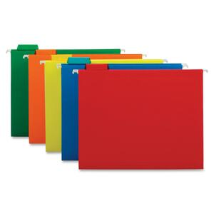 Globe-Weis Colored Hanging Folder GLW75059