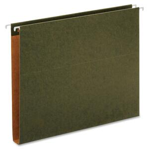 Globe-Weis Green Hanging Box Bottom Folders GLW65239