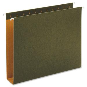 Globe-Weis Green Hanging Box Bottom Folders GLW65259