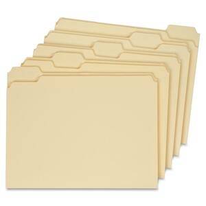 Globe-Weis Manila File Folders Double Top GLW11356