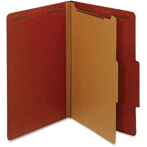 Globe-Weis 100% Recycled Classification Folder GLW28775R