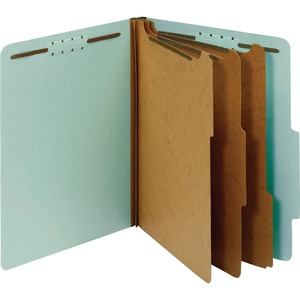 Globe-Weis 3-Dividers Classification Folder GLW24094
