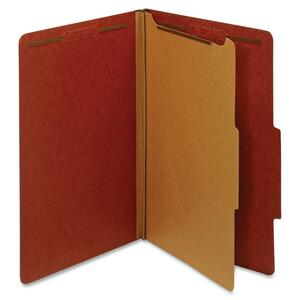 Globe-Weis Classification Folder - Legal - 1 Divider GLW28775