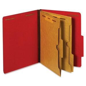 Globe-Weis 2-Pocket Divider Classification Folder GLW24082