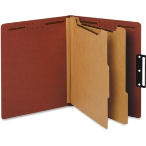 Globe-Weis Metal Tab Classification Folder GLW24230