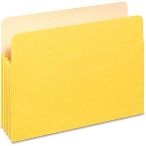 Globe-Weis Colored File Pocket GLW1514CYEL