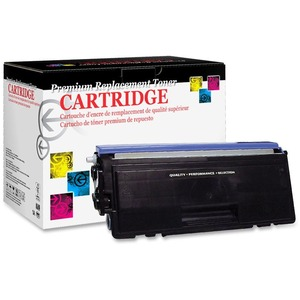 West Point Products Toner Cartridge - Replacement for Brother - Black WPP200091P