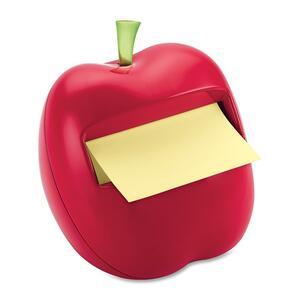 Post-it Apple Pop-up Note Dispenser MMMAPL330