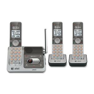 AT&T DECT Cordless Phone - Silver, Black ATTCL82301