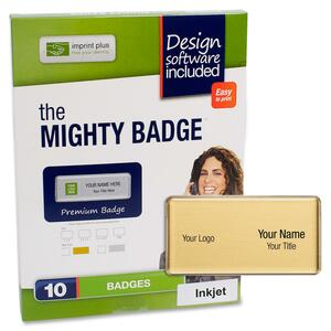 Imprint Plus Mighty Badge Stationary Kit IPP2891