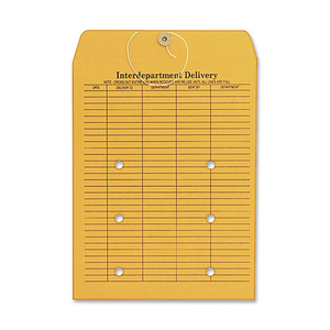 Quality Park Two-Sided Interdepartmental Envelope QUACO882