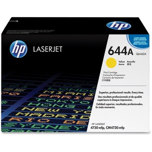 HP 644A (Q6462AG) Yellow Original LaserJet Toner Cartridge for US Government HEWQ6462AG