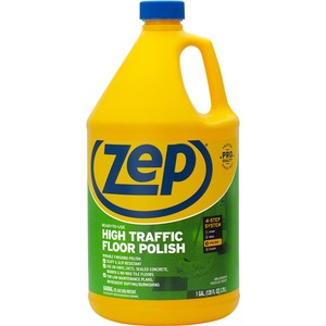 Zep Commercial High Traffic Floor Finish ZPEZUHTFF128