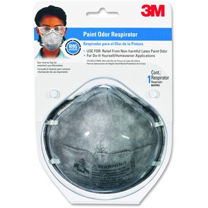 3M Latex Paint Odor Respirator MMM8247PA1A
