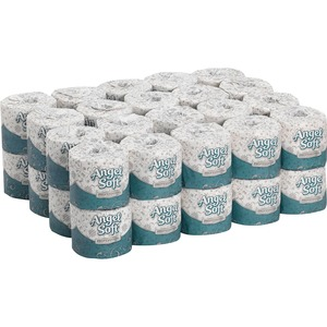 Angel Soft PS Premium Embossed Bathroom Tissue Roll GEP16840