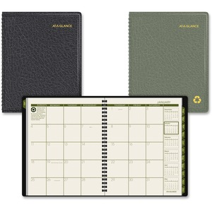 At-A-Glance Recycled Planner AAG70120G00