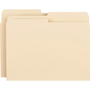 Business Source Top Tab File Folder BSN17524