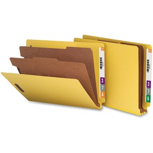 Nature Saver End Tab Classification Folder NATSP17374
