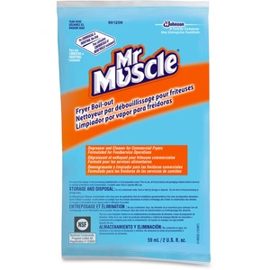 Diversey Mr. Muscle Fryer Boil-Out Surface Cleaner DRA91209