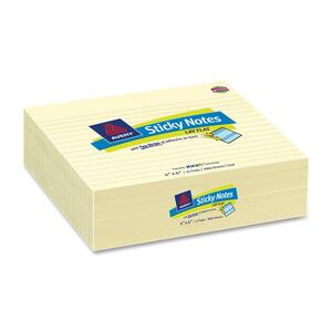Avery Lay Flat Sticky Note AVE22657