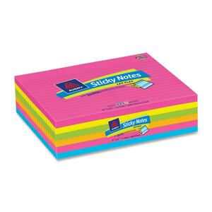 Avery Lay Flat Sticky Note AVE22658