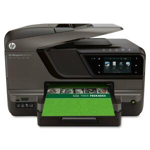 HP Officejet Pro 8600 N911G Inkjet Multifunction Printer - Color - Plain Paper Print - Desktop HEWCM750A