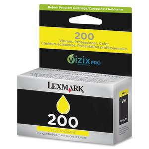 Lexmark 14L0088 Ink Cartridge - Yellow LEX14L0088
