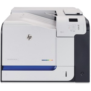 HP LaserJet 500 M551DN Laser Printer - Color - 1200 x 1200 dpi Print - Plain Paper Print - Desktop HEWCF082A