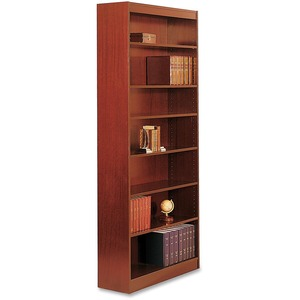 Safco Square-Edge Bookcase SAF1506CYC