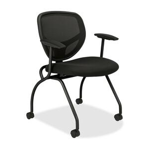 Basyx by HON VL301 Fixed Arms Nesting Chair BSXVL301MM10