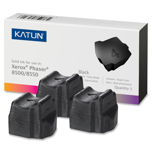 Katun (108R00668) Xerox Compatible Phaser 8500 Solid Ink Sticks KAT37986
