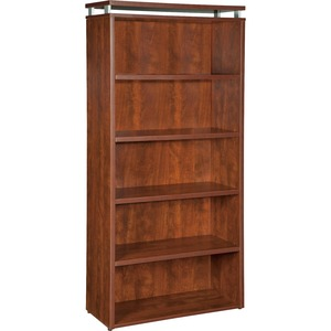 Lorell Ascent Bookcase LLR68723