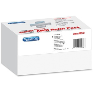 PhysiciansCare First Aid Kit Refill ACM90276