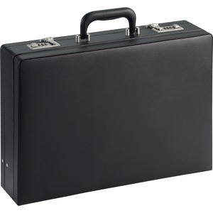 Lorell Carrying Case (Attaché) for Document - Black LLR61614