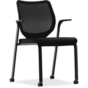 HON Iliria-stretch M4 Multipurpose Stacking Chair HONN606NT10