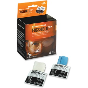 Bausch & Lomb FogShield XP Cleaning Tissue