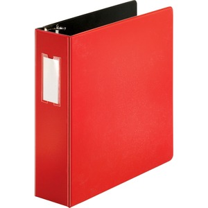 Business Source Slanted D-Ring Binder BSN33116