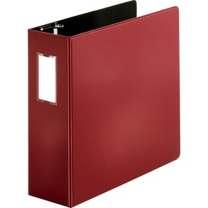 Business Source Slanted D-Ring Binder BSN33118