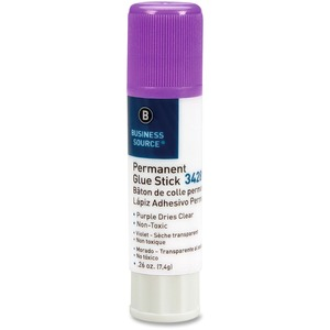 Business Source Glue Stick BSN34289