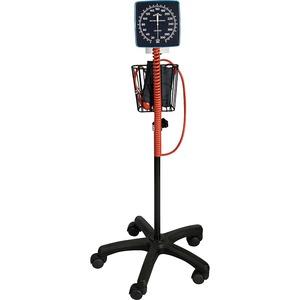 Medline Adult Mobile Aneroid Sphygmomanometer MIIMDS9407