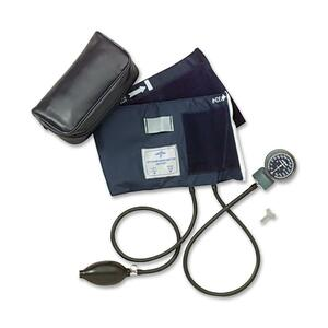 Medline Large Adult Handheld Aneroid Sphygmomanometer MIIMDS9413