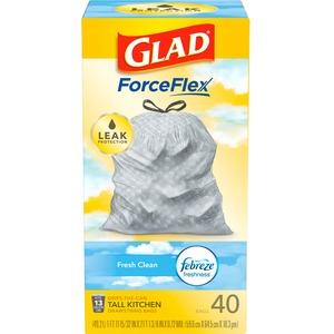 Glad Tall Kitchen Bag COX78361