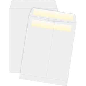 Business Source Press-To-Seal Catalog Envelopes BSN04648