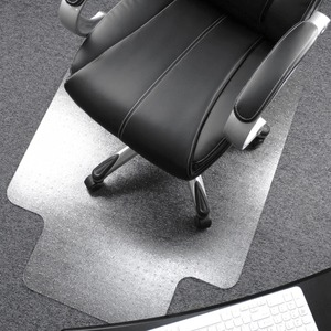 Cleartex Deep Pile Carpet Chair Mat FLR1113427LR